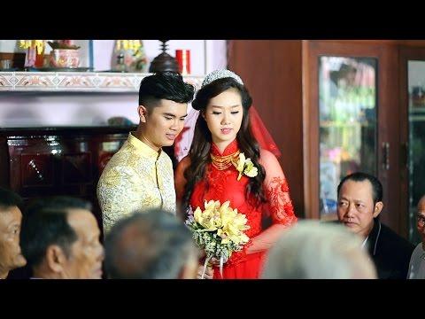 Phóng sự cưới Hùng Quốc - Diễm Lan