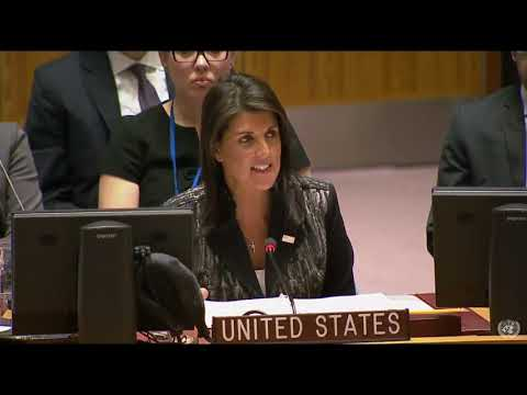 Haley lambasts Russia, U.N. Security Council over fall of eastern Ghouta: 'Day of shame'