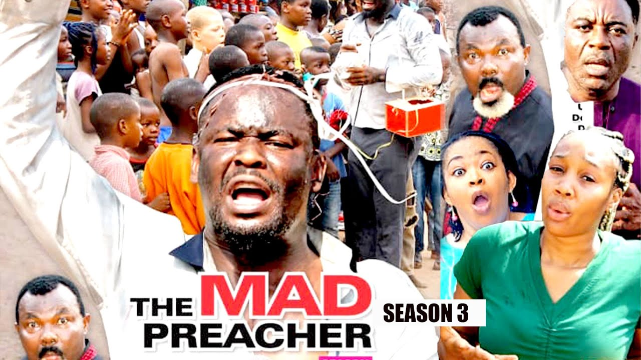 Download MAD PREACHER (SEASON 3) - ZUBBY MICHEAL 2021 NOLLYWOOD BLOCKBUSTER || ROCKCELLY TV