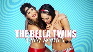 The Bella Twins - Funny Moments (Part 1)