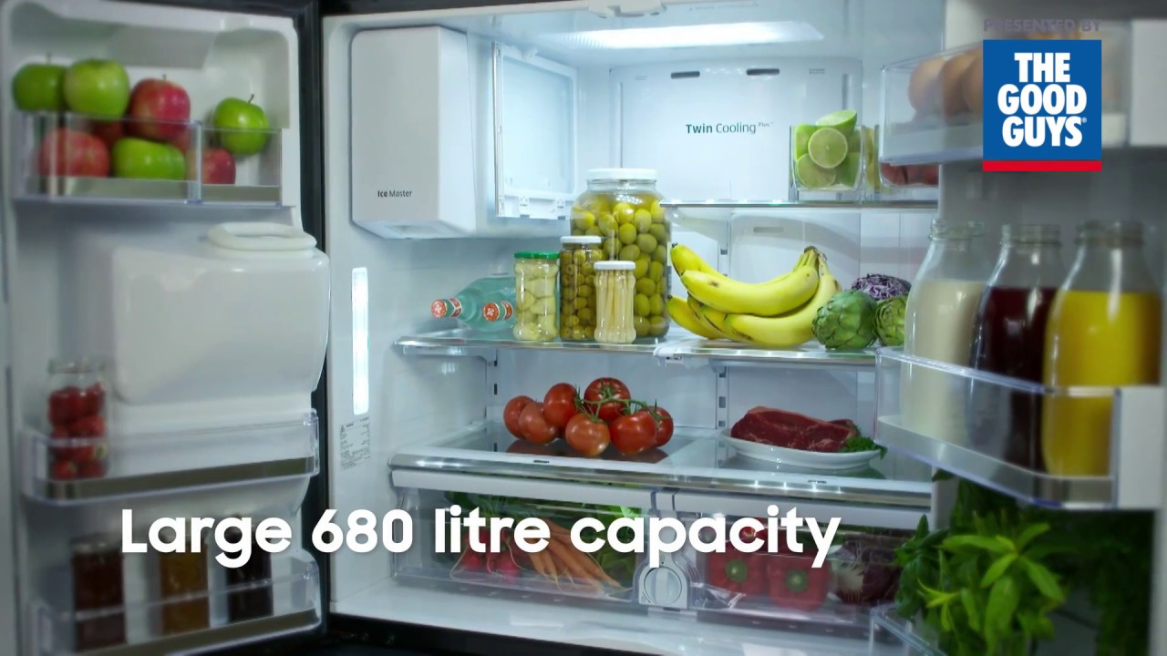 Samsung Four Door French Door Refrigerator Available at The Good ...