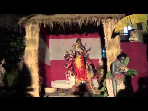 Watching Maa Kali