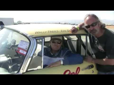 Dave Parks Interview at the Mojave Mile