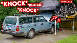 homepage tile video photo for The TURBO LS In my Volvo Sleeper Got ROD KNOCK...