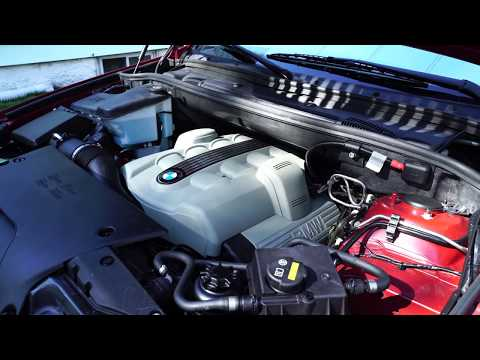 BMW N62 V8 Spark Plug and Coil Pack Removal and Replacement DIY Guide