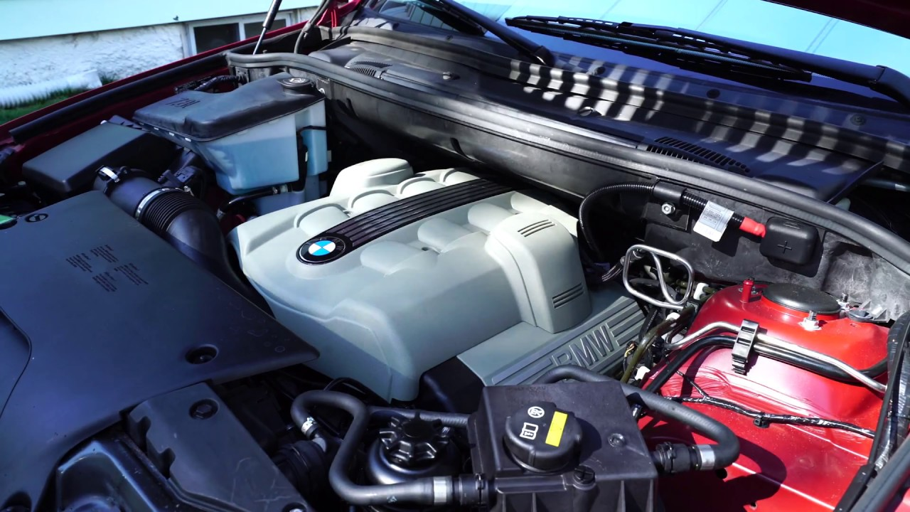 bmw n62 v8 spark plug and coil pack removal and replacement diy guide [ 1280 x 720 Pixel ]