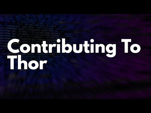 Contributing To Thor