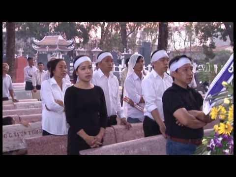 Đám tang Anh Vincente Trần Quang Thuận (Phần cuối)