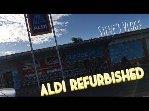 Aldi upgraded | Steve's Vlogs