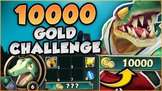 10K GOLD ACHIEVED WITH NO BACK? CONQUEROR CROC IS NUTS! RENEKTON SEASON 8 GAMEPLAY League of Legends thumbnail