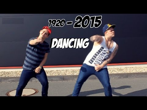 DANCE THROUGH TIME 19202015  BadAss Movement