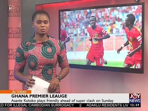 Ghana Premier League - Joy Sports Today (3-8-17)