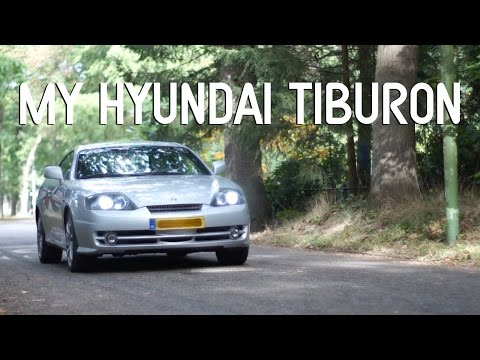 My Hyundai Tiburon Review!