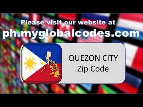 QUEZON CITY ZIP CODE