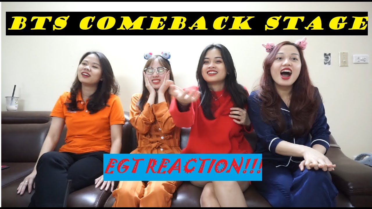 [REACTION] | COMEBACK STAGE | M COUNTDOWN 2020 - ON & BLACK SWAN