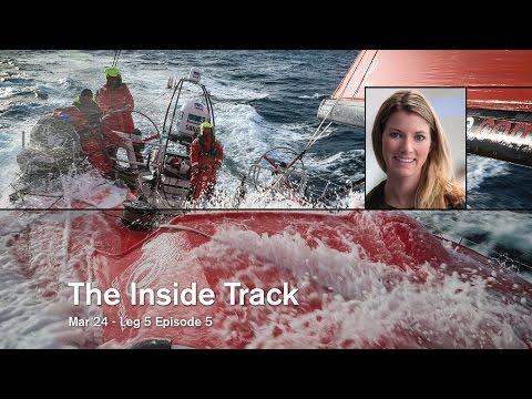 Inside Track: Leg 5 #5 Southern Ocean death rolls | Volvo Ocean Race 2014-15
