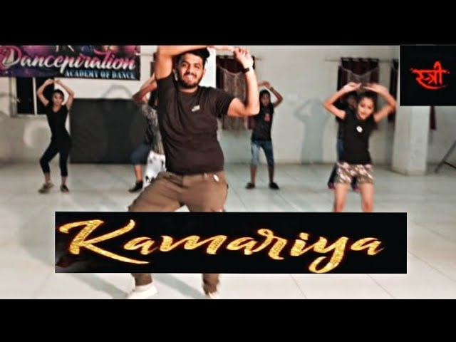 || Kamariya || stree || Dance Choreography by @Deepak Ramchandani | | Nora Fatehi | Rajkummar Rao |