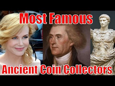 Most Famous Ancient Greek and Roman Coin Collectors and Inve