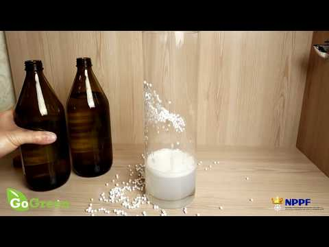 Go Green Concepts & Styrofoam Recycling Process