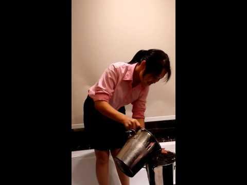 Ice Bucket Challenge - Marina Qin