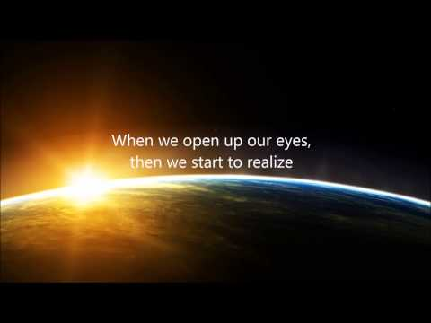 Mark Shepard- Together we can change the world LYRICS