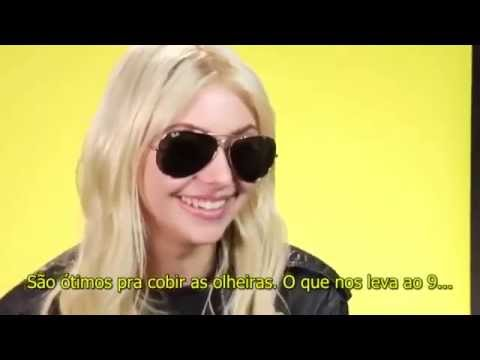 Taylor Momsen - Ten Things I'm Obsessed With (Русский перевод)