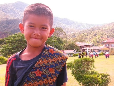 Memories of Children of Ba Kelalan   Malaysian Borneo