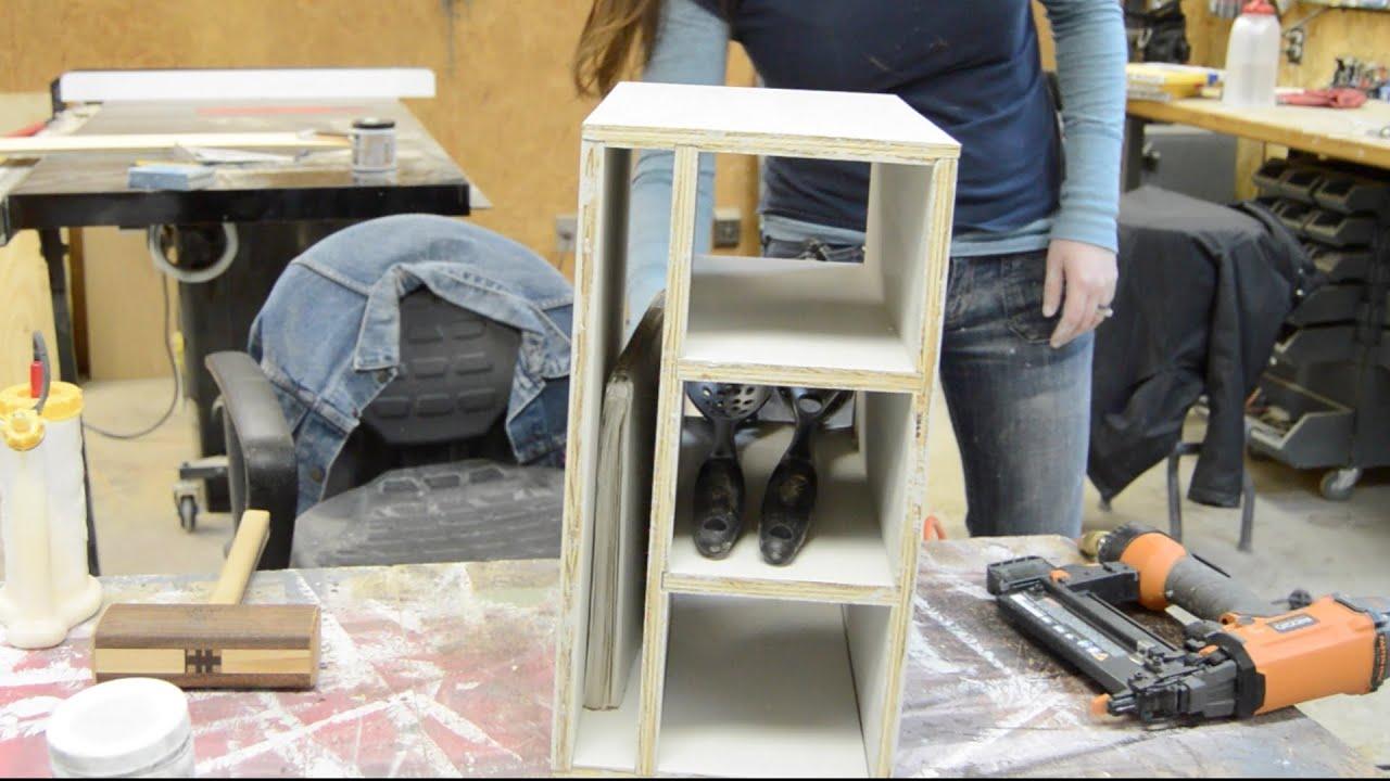 Kitchen Tool Holder 5 Drawer Base Cabinet Utensil 2015 Challenge Build Youtube