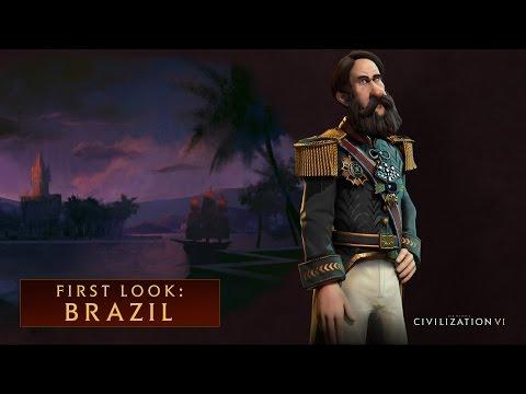 CIVILIZATION VI - First Look: Brazil