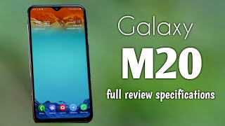 Samsung Galaxy M20 First look and complete review