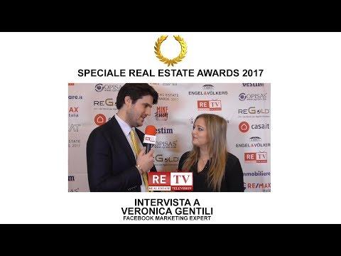 Special Real Estate Awards 2017 - Intervista a Veronica Gentili