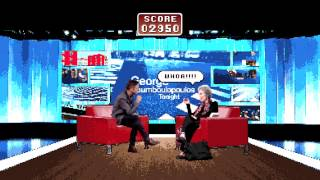 TRAILER: George Stroumboulopoulos Tonight, The Video Game