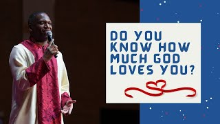 Do You Know How Much God Loves You? | Rev. Tiate Carson | Allen Virtual Experience