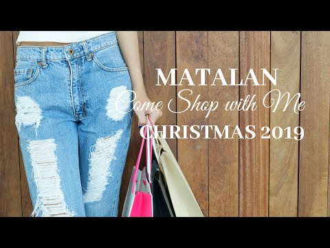 MATALAN | Come Shop with Me | *New In Christmas 2019 | Fashion / Home Decor / Kitchenware