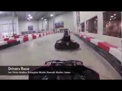 Chicago F1 January Go Kart Race