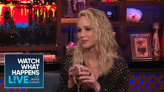 Luann De Lesseps And Bethenny Frankel Surprise Jennifer Lawrence! | RHONY | WWHL