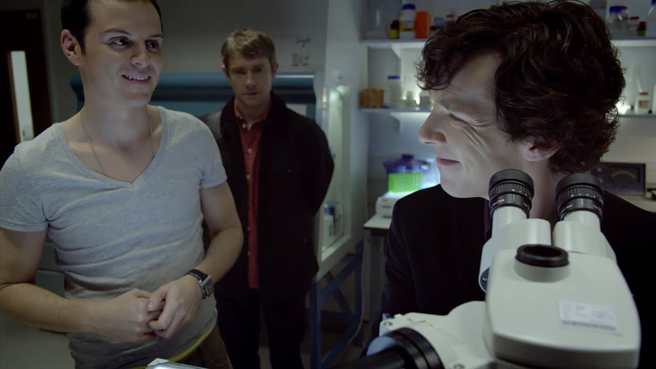 Sherlock's 10 most mind-blowing twists, from the Reichenbach