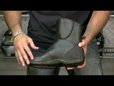 6111c6662 Alpinestars Ridge Waterproof Boot Review at RevZilla.com - YouTube