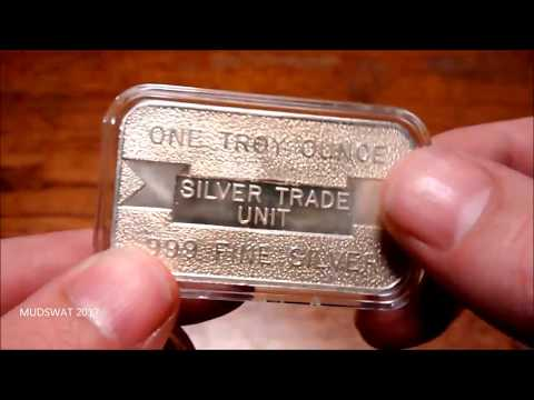 Poor Man Stacking: How to instantly tell if Gold/Silver Bullion is real.