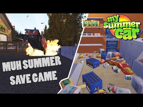 Save Game | My Summer Car