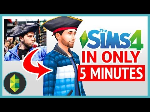 Playing The Sims 4 in 10 Minutes or Less! (Challenge) thumbnail