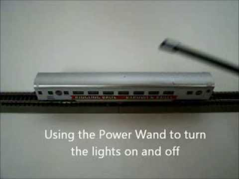 Rapido 102021 N Scale Passenger Car Lighting Simplicity