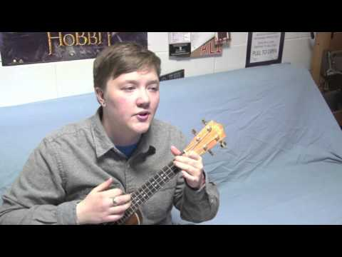 Already Home - A Great Big World ukulele cover