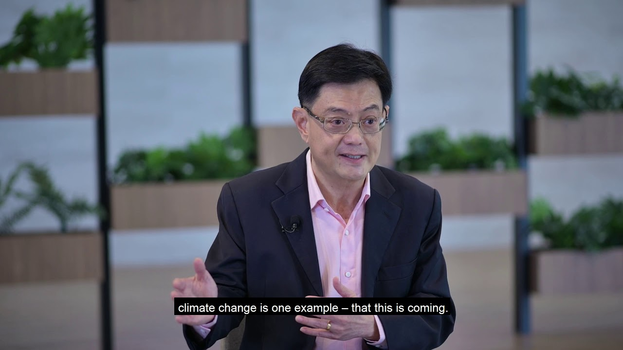 Conversation with Deputy Prime Minister Heng Swee Keat (Part 2)