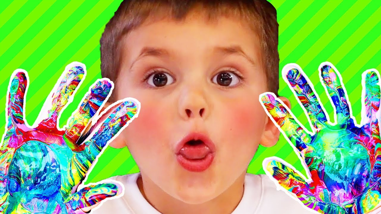 Fun With Colors Learn Videos For Learning