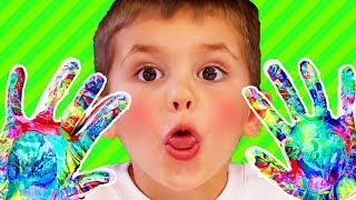 Fun with Colors! | Learn Colors | Videos for Learning Colors