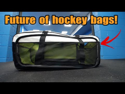 The Future Of Hockey Bags - GRIT ICON Hockey Carry Bag