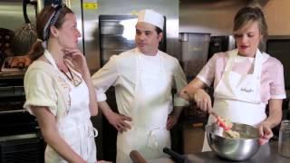 Erin McKenna, Brooks Headley, and Christina Tosi Make Vegan Gluten-Free Pies: Part 1 of 3