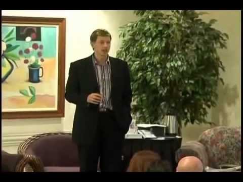 Peter Sage: Integrity Based Selling - A vintage piece of footage