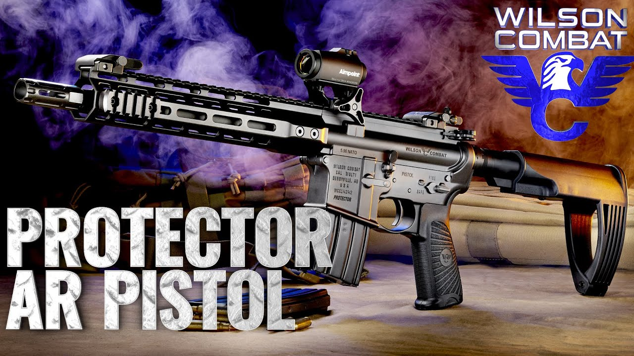 The Protector AR Pistol